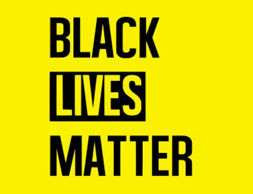 Standing in solidarity with Black Lives Matter