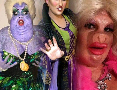 Top  Halloween Celebrity Costumes