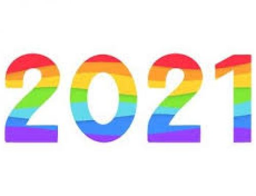 LGBT+ NEW YEARS RESOLUTIONS FOR 2021
