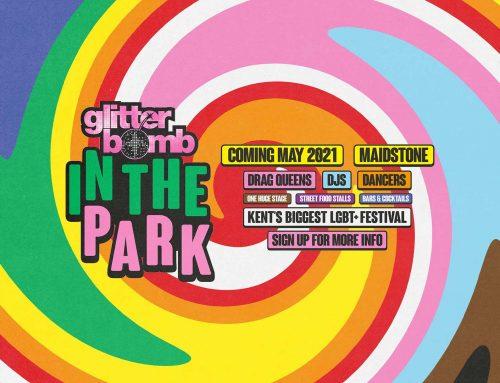 Glitterbomb In The Park